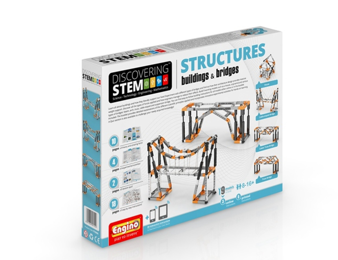 STEM STRUCTURES:Buildings & Bridges