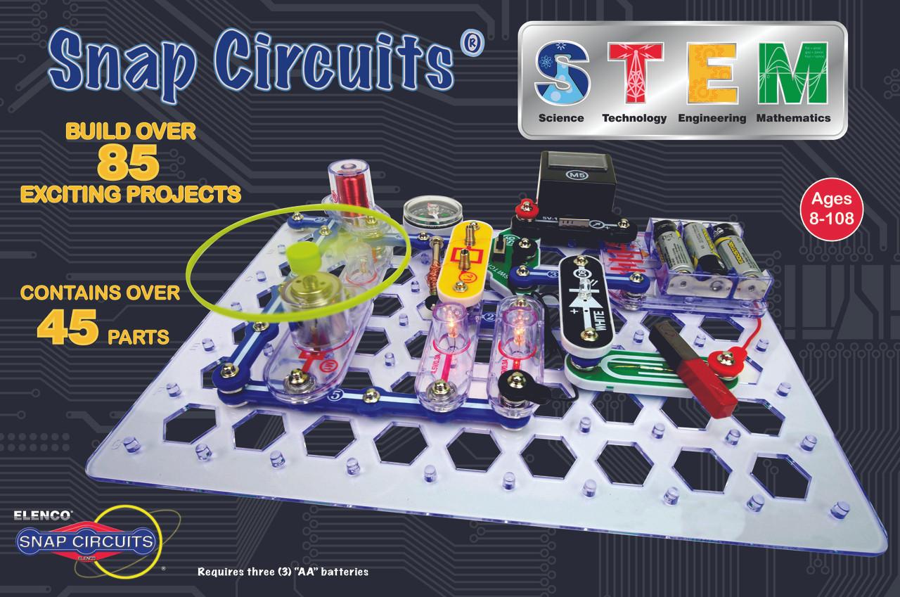 SNAP CIRCUITS® STEM