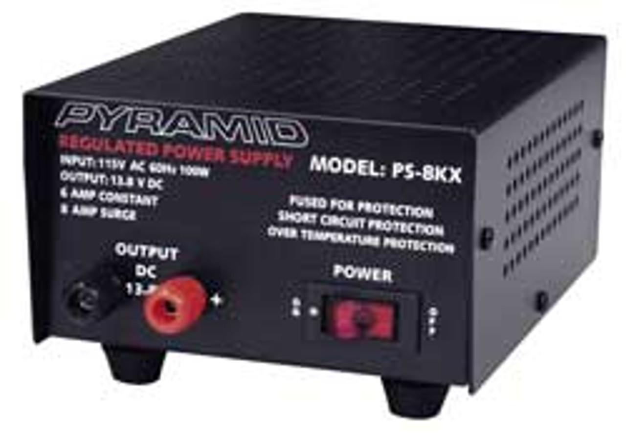 Pyramid - 6 Amp Power Supply