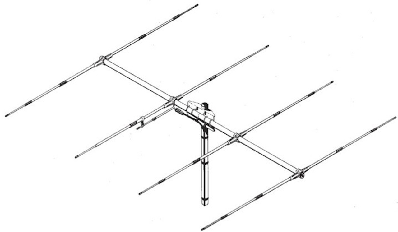 Sirio SY-4 Base Station Antenna