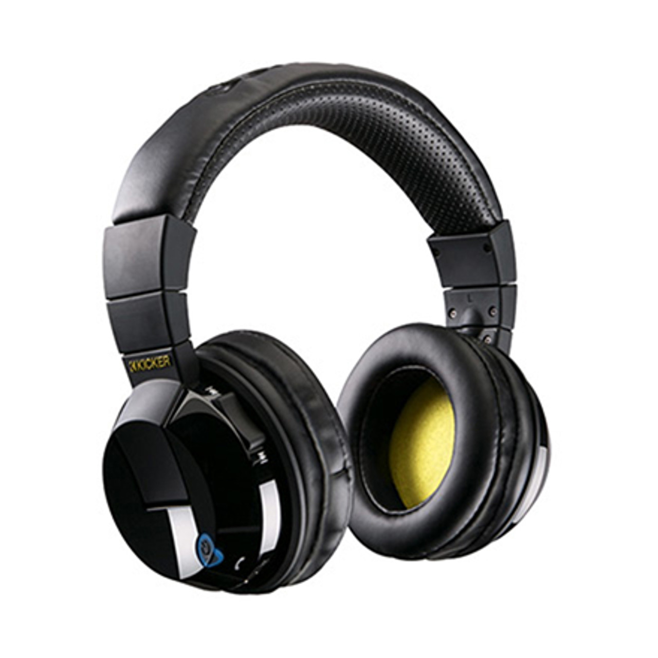 Kicker HP402BT Wireless Bluetooth Headphones