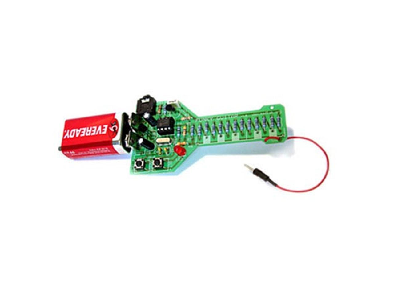 Velleman MadLab ELECTRONIC KIT - Funky Guitar