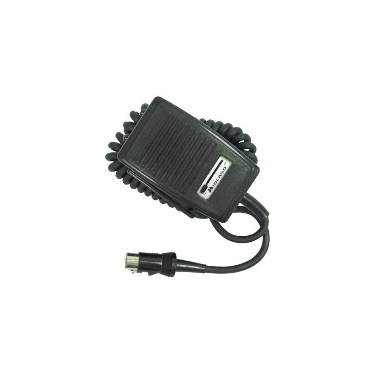 Midland 22300 - 5 Pin Din Power Microphone for Midland CB Radios