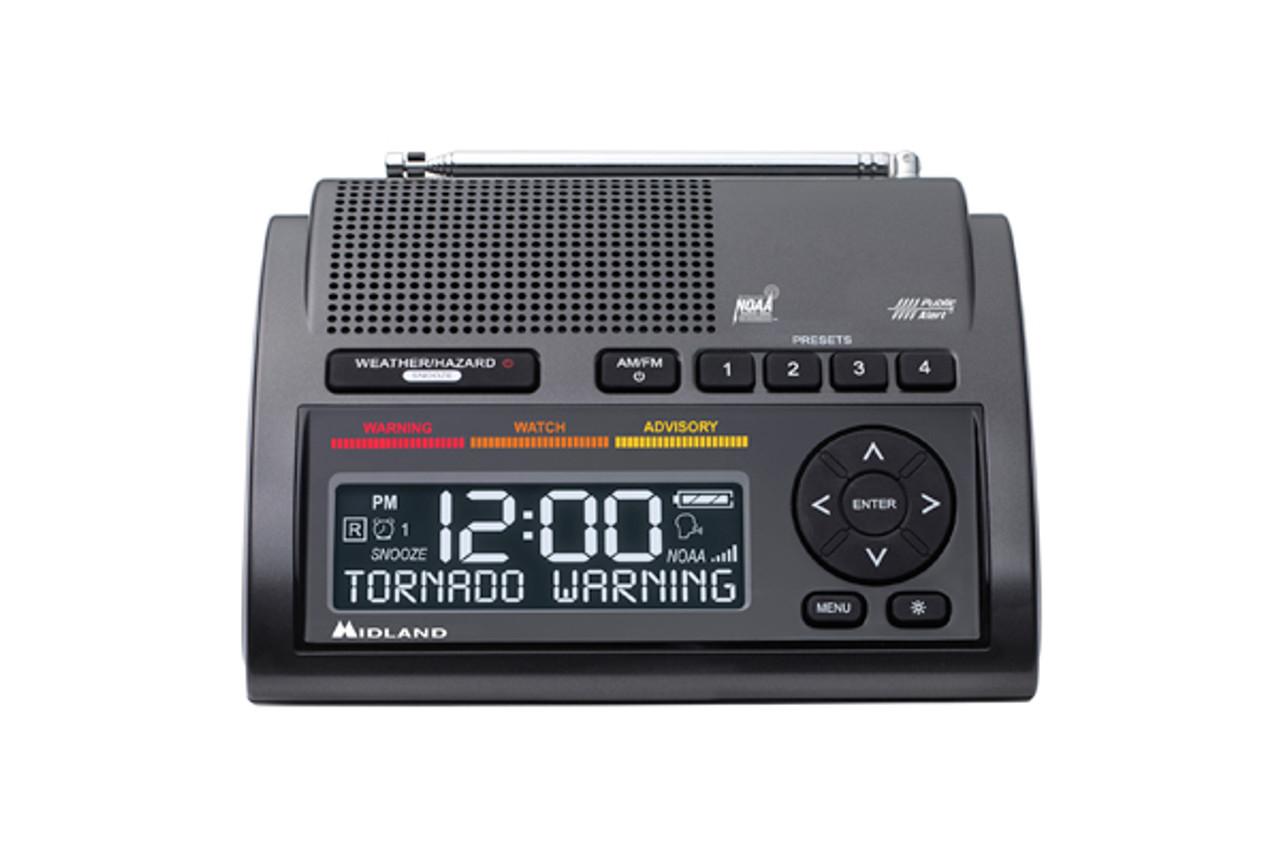 Midland WR400 Deluxe NOAA Weather Radio