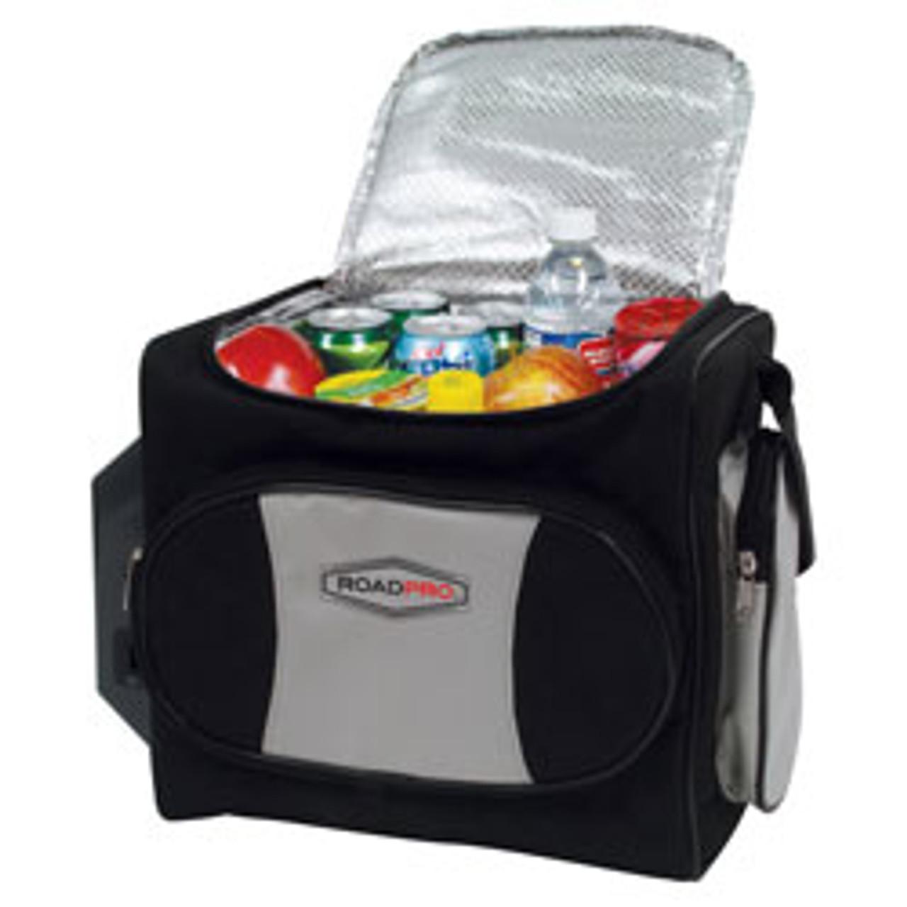 RoadPro(R) - 12-Volt Soft Sided Cooler Bag