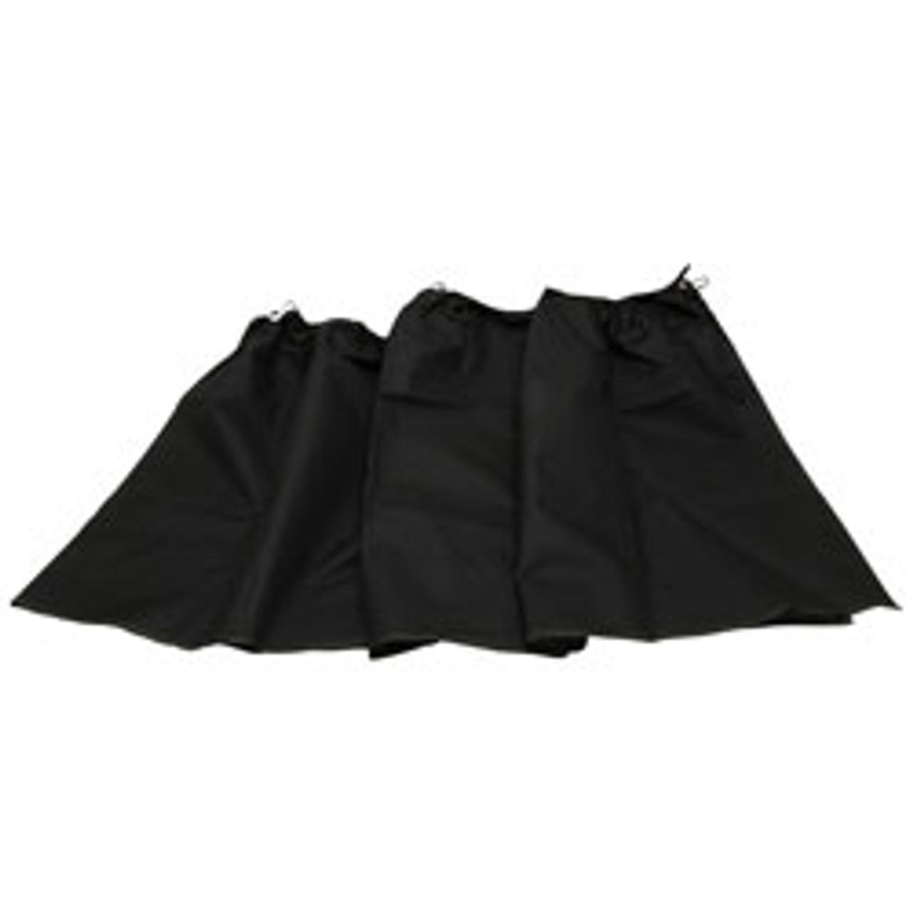 RoadPro(R) - Single Privacy Cab Curtain, Black
