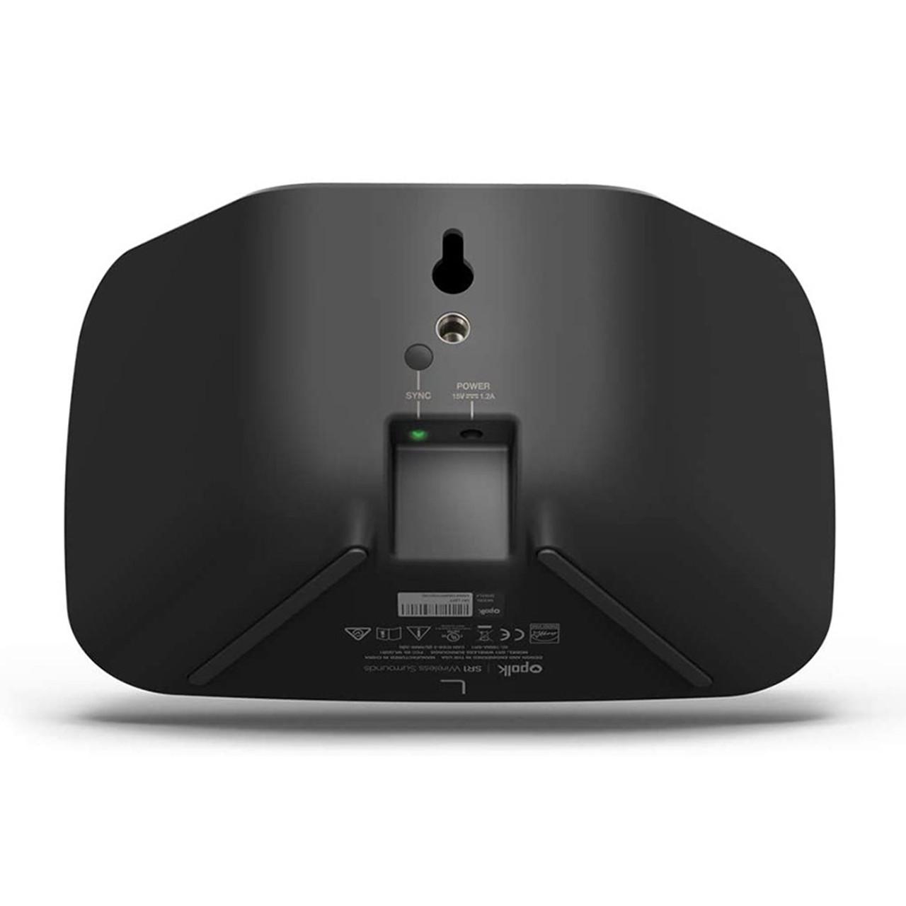 Polk Audio SR2 React Wireless Surround Speakers (Pair)
