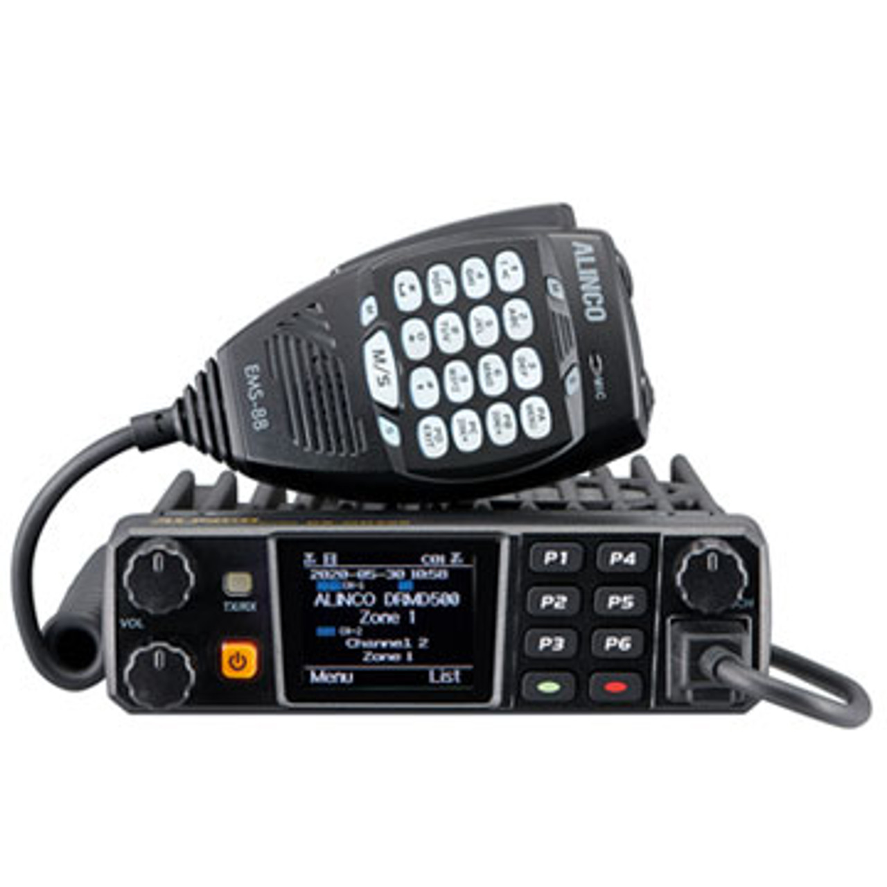 Alinco DR-MD500T - Dual Band Mobile DMR