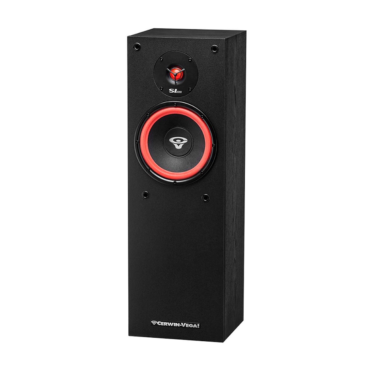"""Cerwin-Vega SL-8 8"""" 2-Way Floor Speaker"""