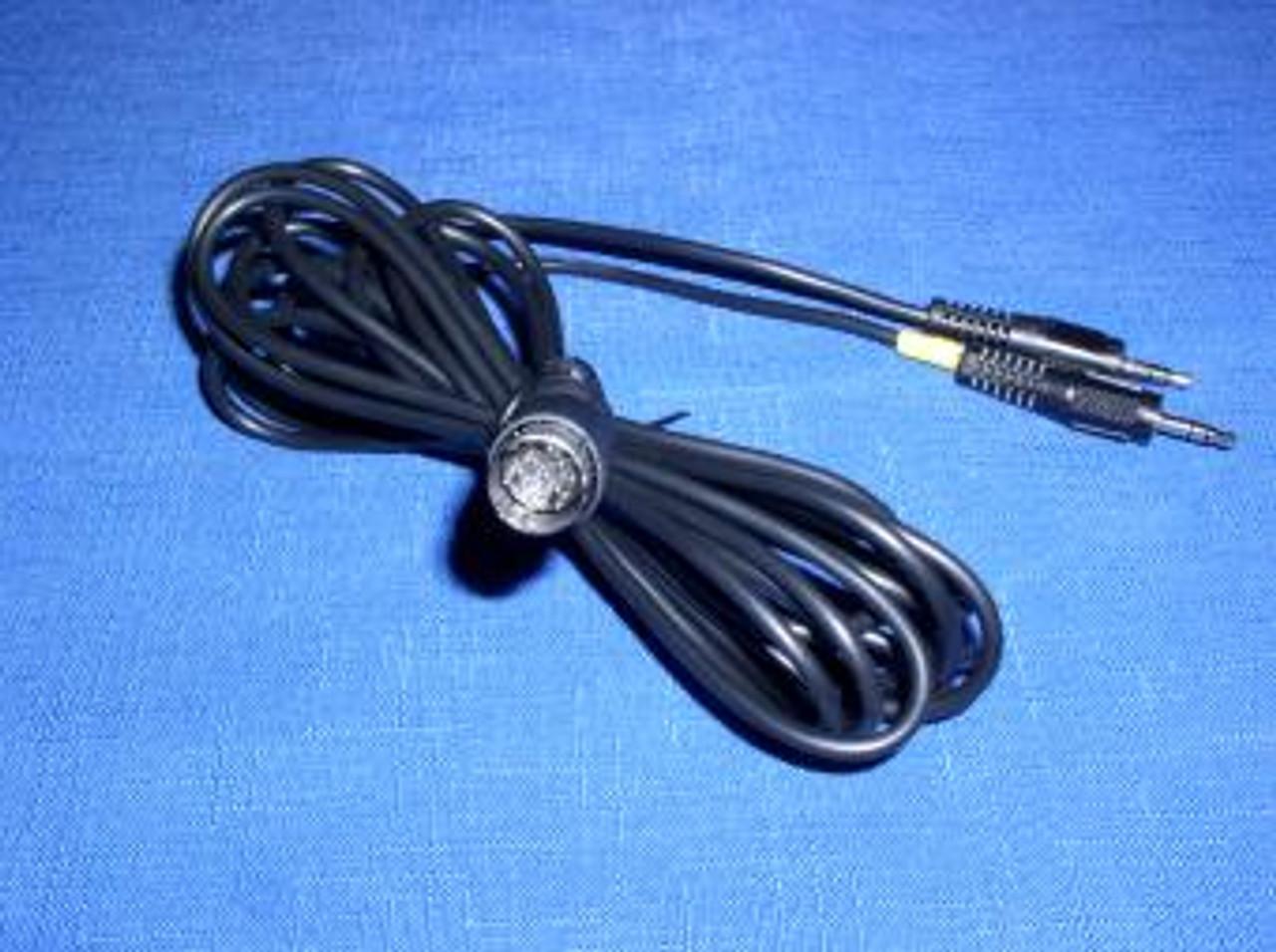 IA13/FSK/CBL -- ICOM 13 PIN Jack Audio & FSK Cable, 6 ft.