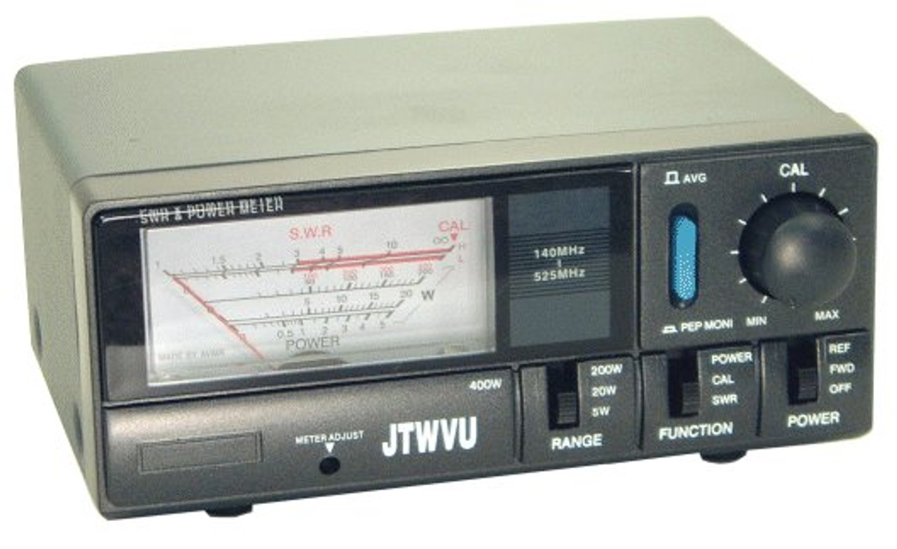 Jetstream JTWVU 140-525 MHz meter - OUT OF STOCK