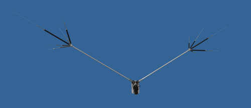 Comet CHV-5X Rotatable Dipole - OUT OF STOCK