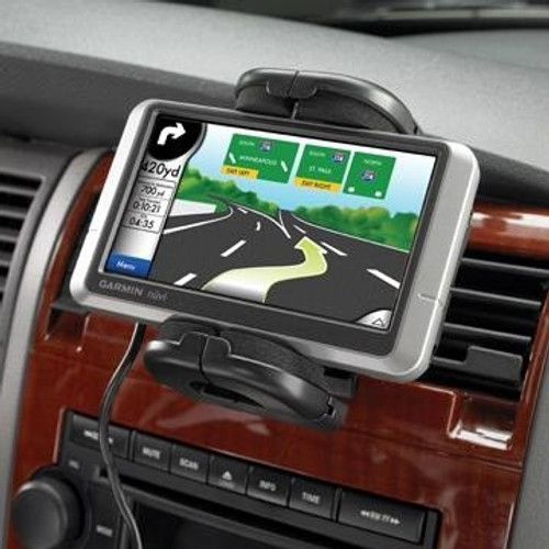 "Bracketron PHV202BL Grip-iT GPS & Mobile Device Adjustable Holder - Up to 4.5"" Wide"