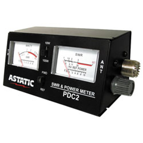 Astatic - PDC2 SWR/ Power/ Field Strength Meter