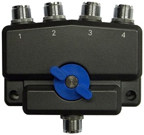 Jetstream JTCS4M 4 Position Coax Switch