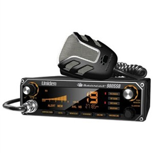 Uniden scanners and CB radios