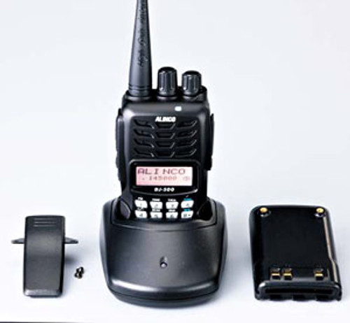 Alinco DJ-500T Dual Band HT Transceiver