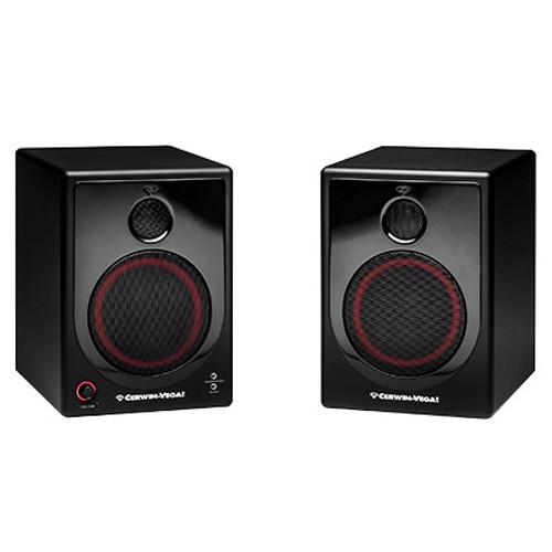 CER1212 - Cerwin Vega XD-5 2 Way Powered Desktop Speakers