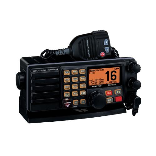 Standard Horizon Quantum GX5500s Fixed Mount VHF - Black