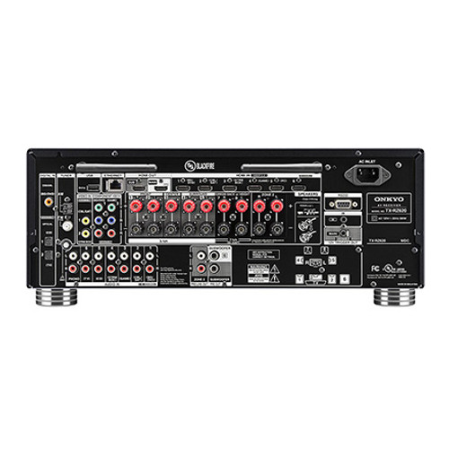 Onkyo® TX-RZ620 7.2-Channel Network A/V Receiver