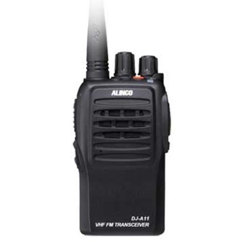 Alinco DJ-A11T Land Mobile Radio