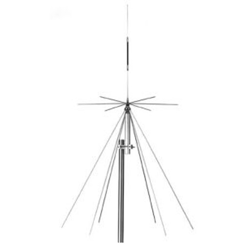 Tram Discone/Sanner Base Antenna - 25-1300mHz - Model 1411