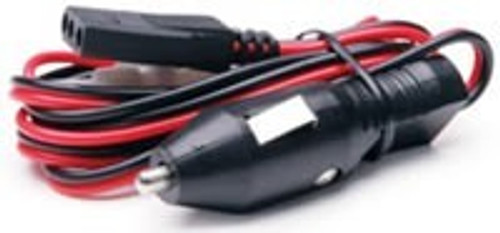 Pro Trucker PTCB3BP 3 Pin Power Cord with Blade Fuse & Cigarette Lighter Plug