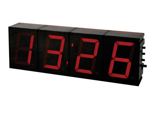 "Velleman DIGITAL CLOCK 2 1/4"" 7-SEGMENT K8089"