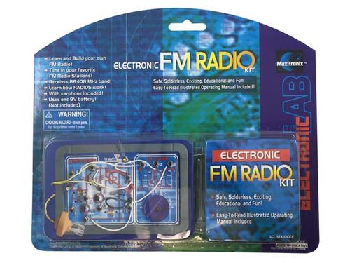 Velleman ELECTRONIC FM RADIO KIT