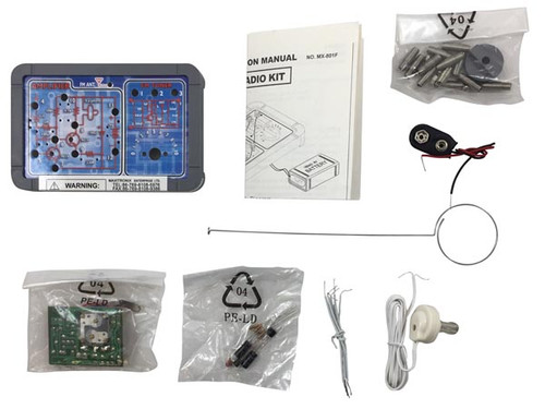 Velleman ELECTRONIC FM RADIO KIT