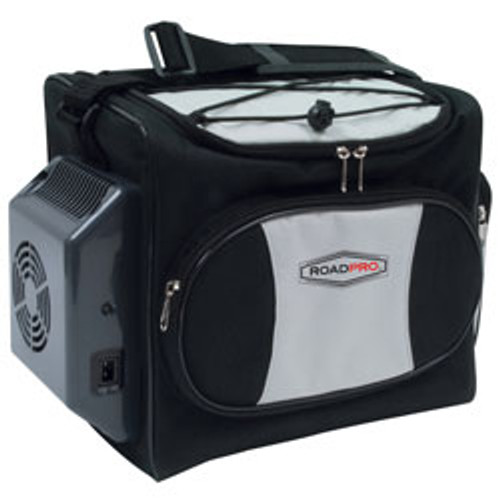 RoadPro(R) - 12-Volt Soft Sided Cooler Bag