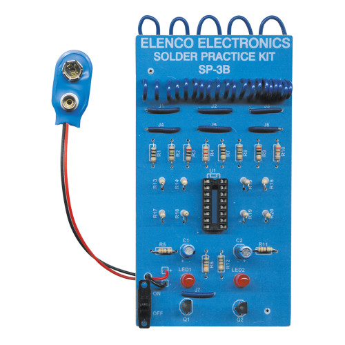 Practical Soldering Project Kit