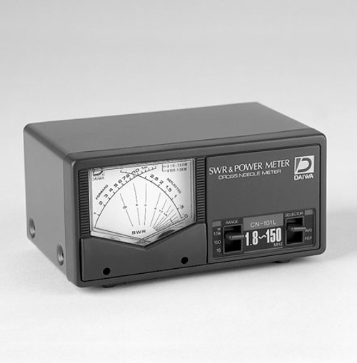 DAIWA CN-101 HF/VHF Bench Meter  - DISCONTINUED