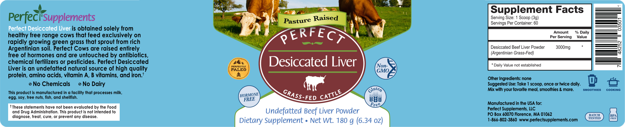 Perfect Desiccated Liver