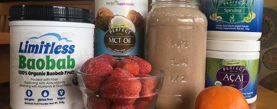 Quick Immune Supporting Smoothie Recipe