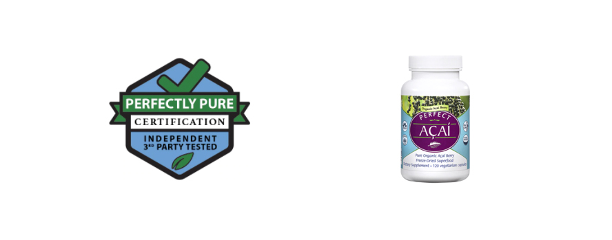 Perfectly Pure Acai Capsules