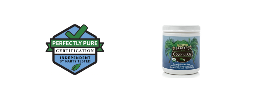 Perfectly Pure Coconut Oil