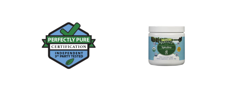 Perfectly Pure Spirulina Powder