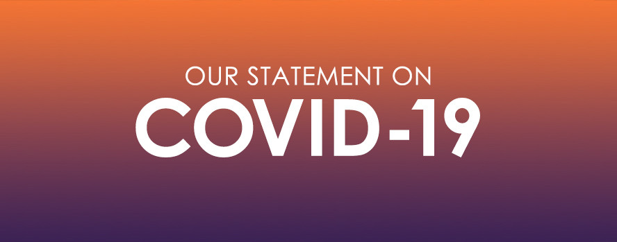 A Statement From Our Co-Founder On COVID-19 and our Response