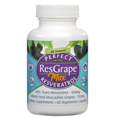 Perfect Resgrape Max The Perfect Blend Of Pure Trans Resveratrol