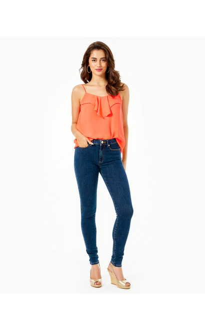 Eagan High Rise Skinny Jean