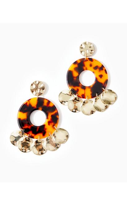 Isla de Coco Earrings