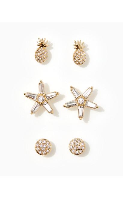 Stargazer Earring Set