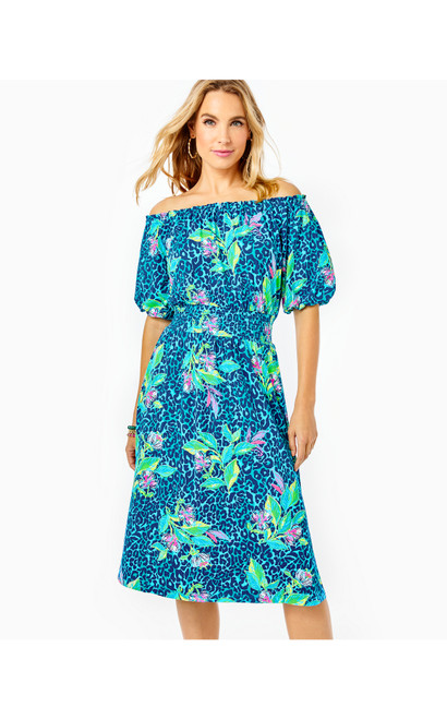 Camille Knee Length Dress