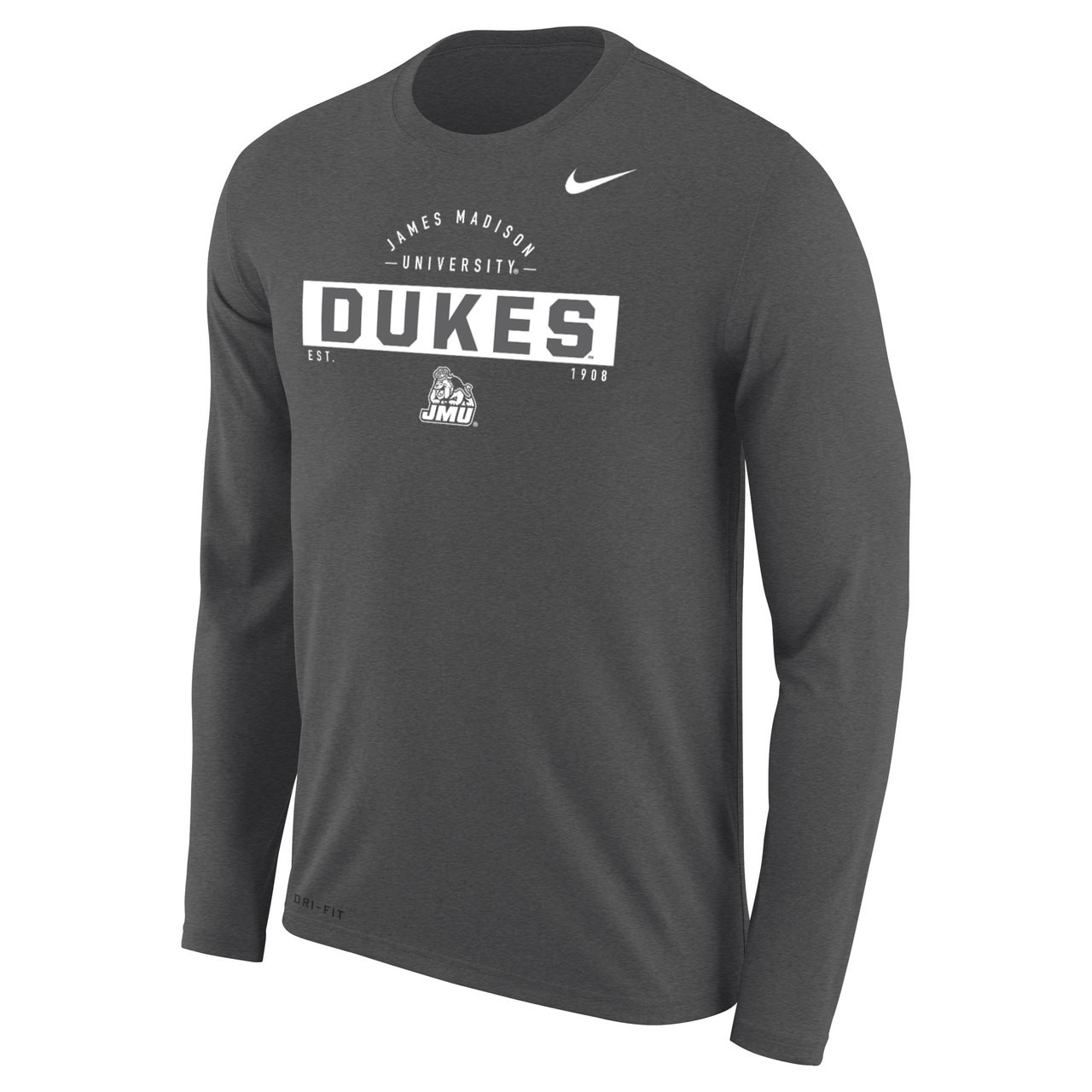 e62ccf5a Nike Dri-Fit Dukes Block Long Sleeve Tee - University Outpost
