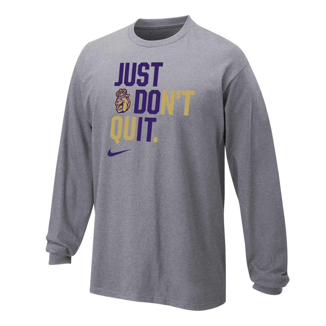 Nike Youth Core Cotton Long Sleeve Tee - University Outpost ac132dada933