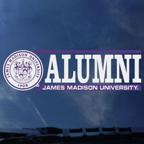 Alumni Crest Decal