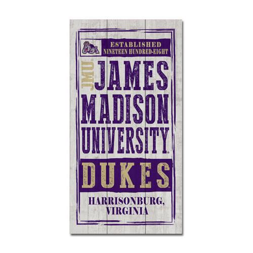 Dukes Wooden Sign