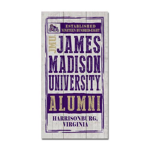 Alumni Wooden Sign