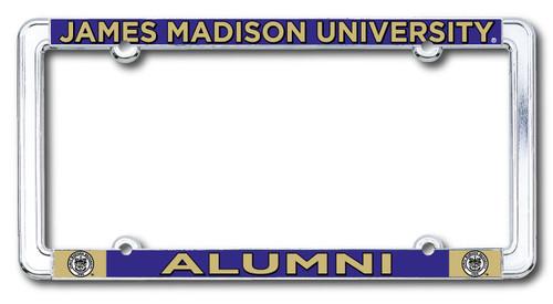 Thin Rim Alumni License Plate Holder